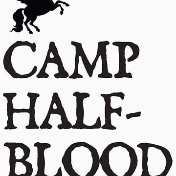 Camp Half-Blood by dfragrance