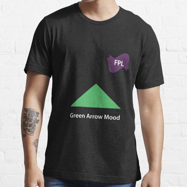 BIG OFFER!! Celebrating End of Fpl Season-Fantasy Green Arrow Essential T-Shirt