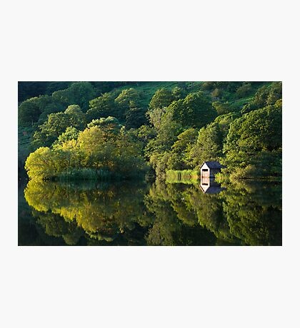 Rydal Boat House Photographic Print