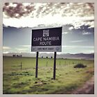 Cape to Namibia route by fourthangel