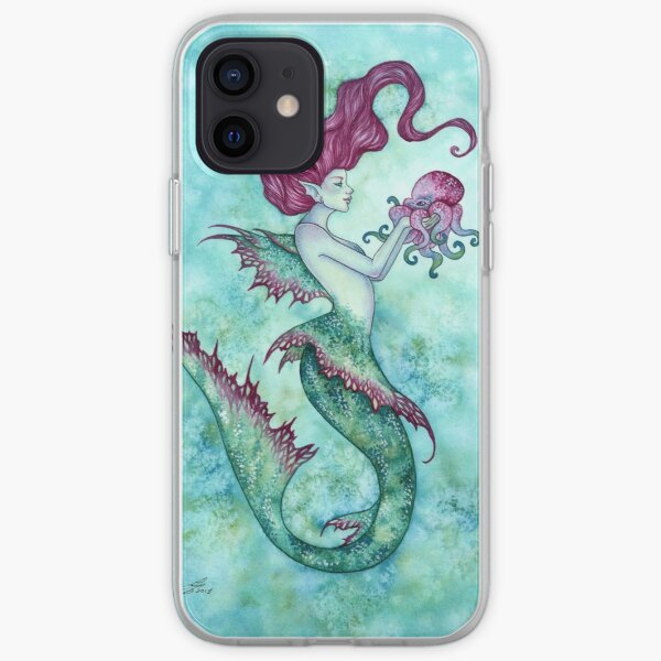 The Adorable Mr. Squiggles iPhone Soft Case