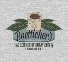 Breaking Bad Inspired - Gale Boetticher's Fair Trade Cafe - Best Coffee in Albuquerque | Unisex T-Shirt