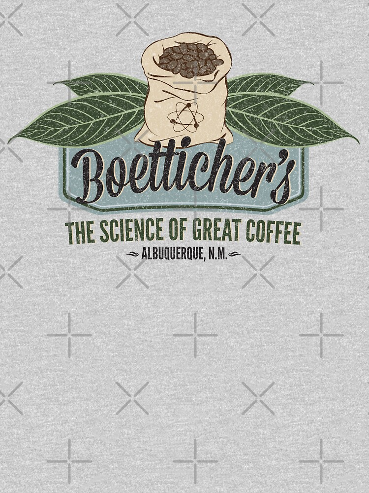 Breaking Bad Inspired - Gale Boetticher's Fair Trade Cafe - Best Coffee in Albuquerque | Unisex T-Shirt