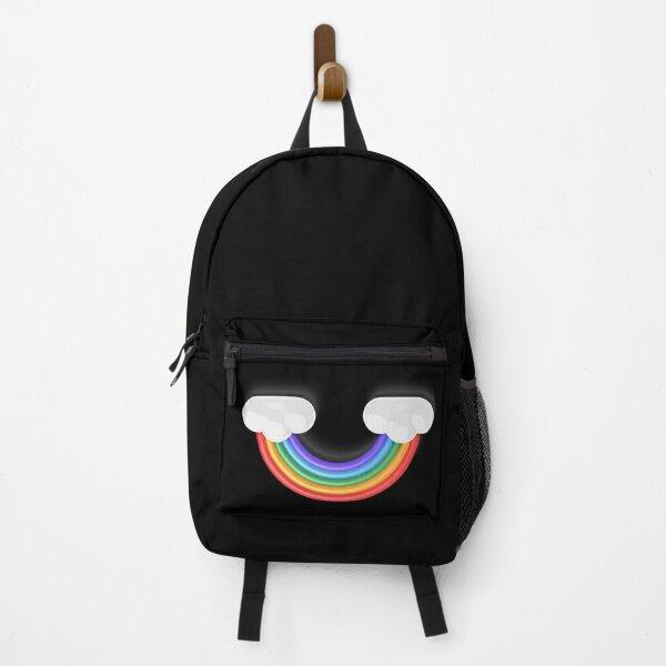 Tie Dye Smile rainbow  Backpack