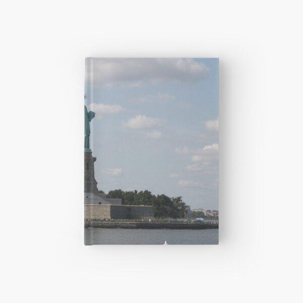 #StatueofLiberty, #NewYorkCity, #LibertyIsland, #USA, #americanculture, #monument, #statue, #landmark Hardcover Journal
