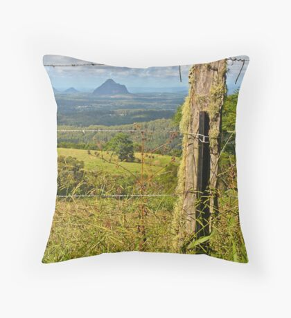 The Frence Throw Pillow