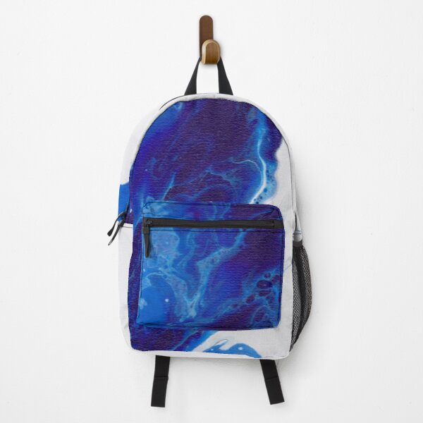 Blue (1 of 3) Backpack