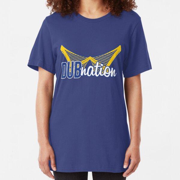 Dub Nation Slim Fit T-Shirt