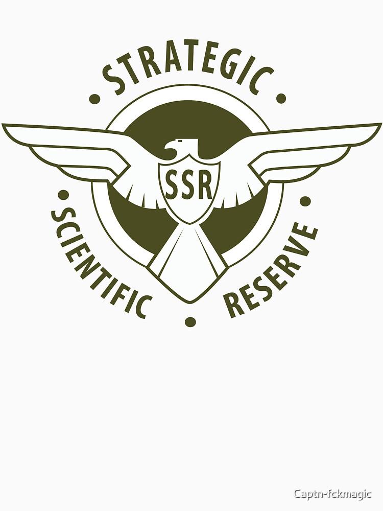 SSR | Unisex T-Shirt