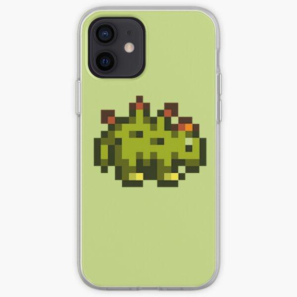 Stardew Valley Pixel Dinosaur iPhone Soft Case