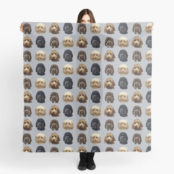 Cockapoo Dog Collection  Scarf