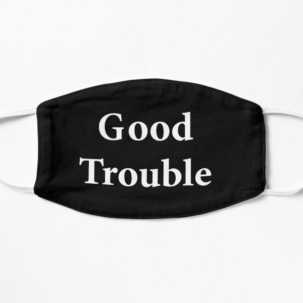 John Lewis Good Trouble Flat Mask
