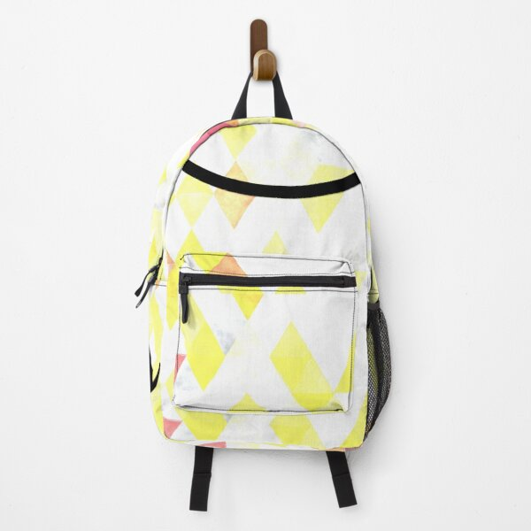 Tie Dye Smile Backpack