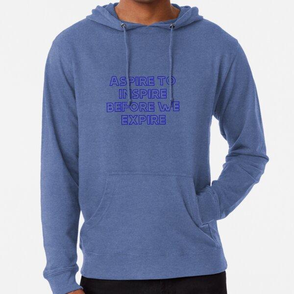 Motivational Shirt Lightweight Hoodie