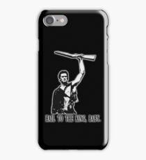 Army of Darkness - Hail to the King - iphone case iPhone Case/Skin