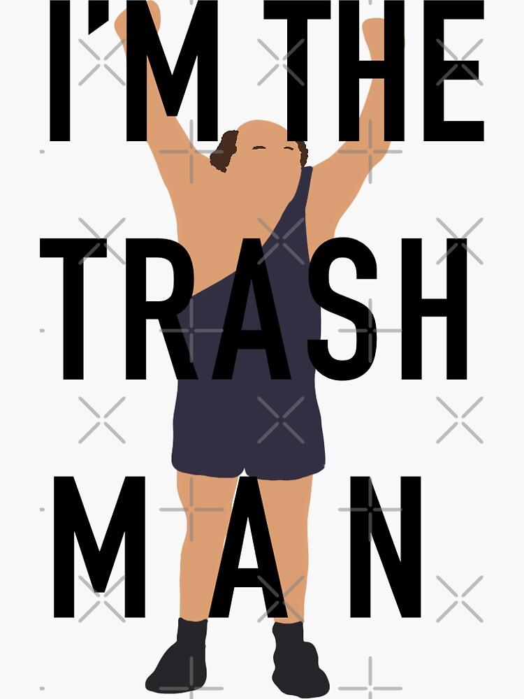 It's Always Sunny in Philadelphia - Trash Man by mcgrath929