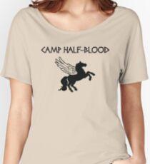 Camp Half-Blood Camp Shirt Women's Relaxed Fit T-Shirt