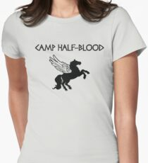 Camp Half-Blood Camp Shirt Womens Fitted T-Shirt