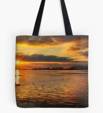Super Sunset Tote Bag