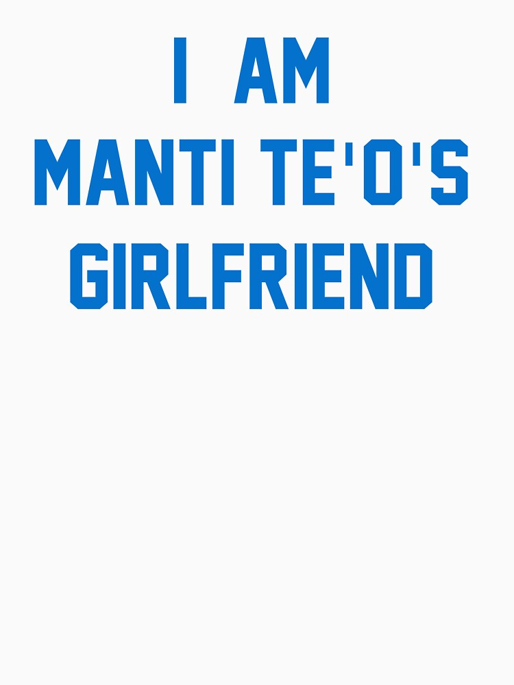 I Am Manti Te'o's Girlfriend - SAN DIEGO Edition by saintn9