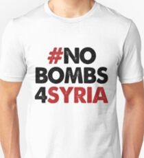 #NOBOMBS4SYRIA A T-Shirt