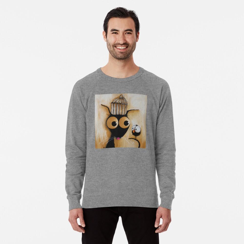Der Käfig Leichter Pullover