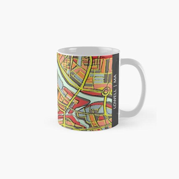 Lowell, MA Classic Mug