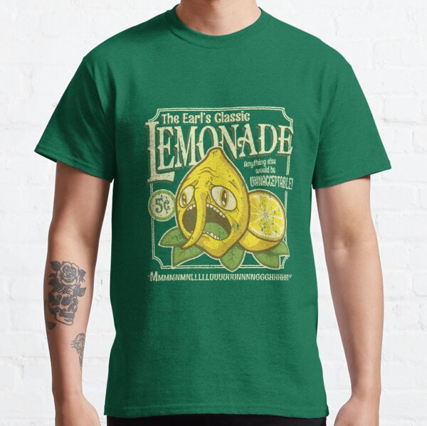 The Earl's Classic Lemonade Classic T-Shirt