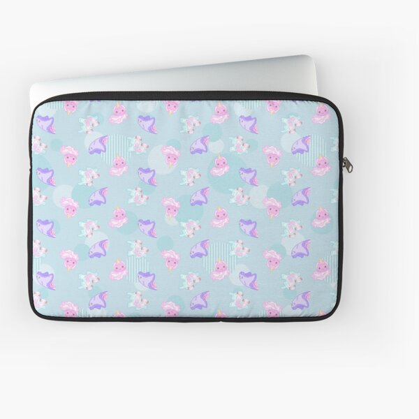 Pastel Ocean Laptop Sleeve