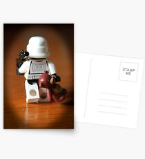 Postales Teddy Trooper