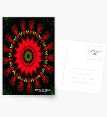 Mandala Spiral Notebook Postcards