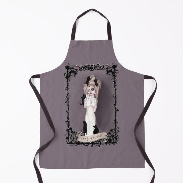 the Lovecats Apron