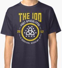 The 100 Post Apocalypse Survival Academy Classic T-Shirt