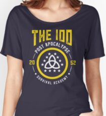 The 100 Post Apocalypse Survival Academy Women's Relaxed Fit T-Shirt