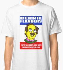 Bernie Flanders for President Classic T-Shirt