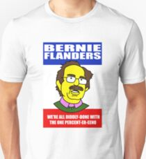 Bernie Flanders for President T-Shirt