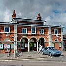 Rye Railway Station by DonDavisUK