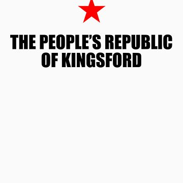 The Peoples Republic of Kingsford by lostsheep007