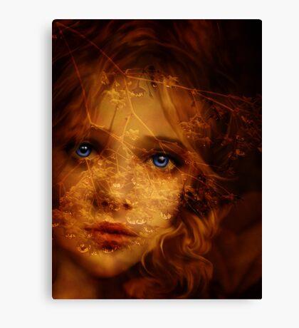 Enchanted Nymph Canvas Print