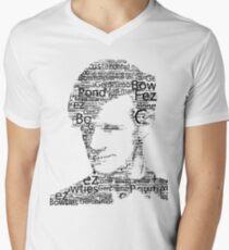 Eleventh Doctor Men's V-Neck T-Shirt