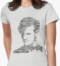 Eleventh Doctor Women's Fitted T-Shirt