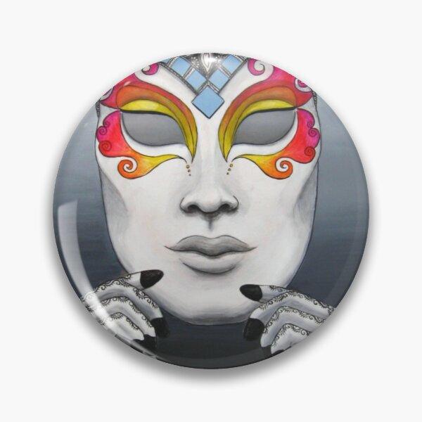 Harlequin Pin
