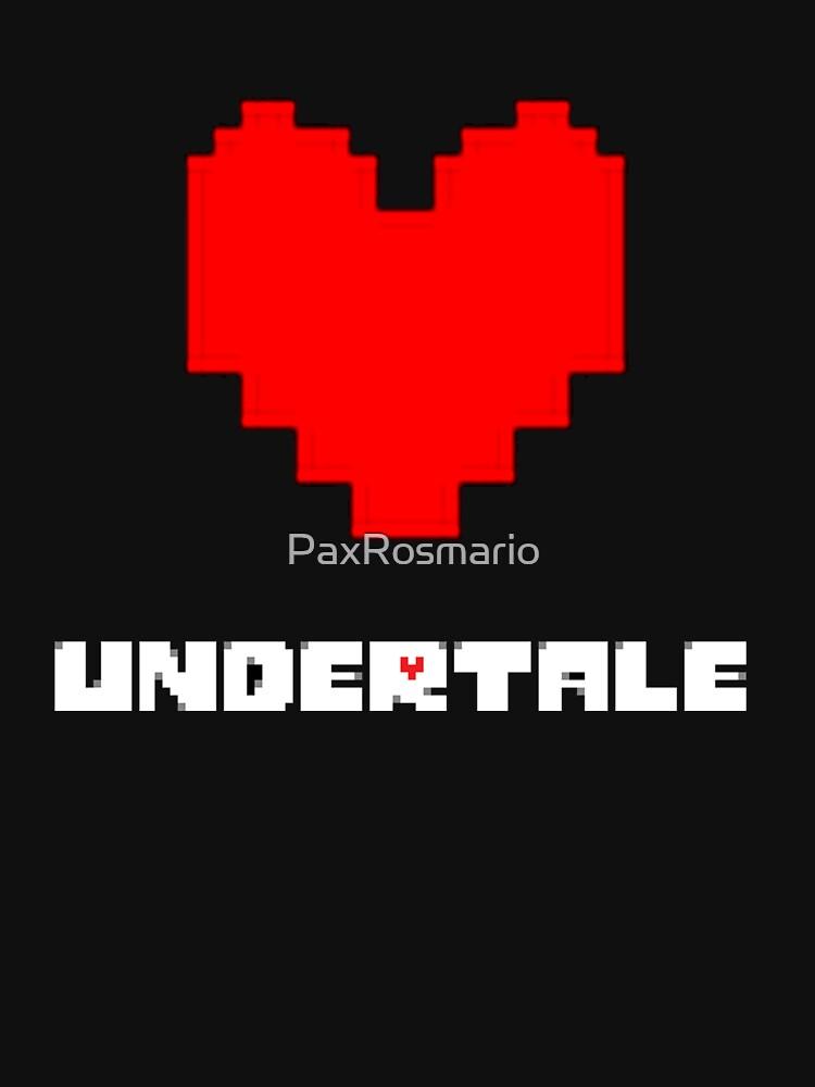 Undertale : Heart | Unisex T-Shirt