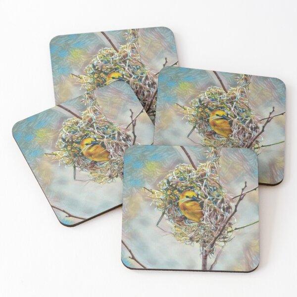 Homemaker Coasters (Set of 4)