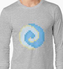 8bit Air Nomad Symbol 3nigma Long Sleeve T-Shirt