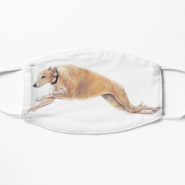 Running Greyhound Mask