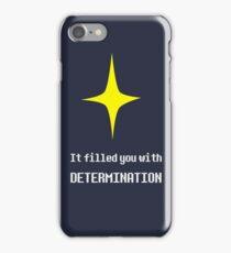 Determination :: Star iPhone Case/Skin