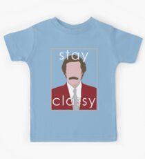 Stay Classy Kids Tee