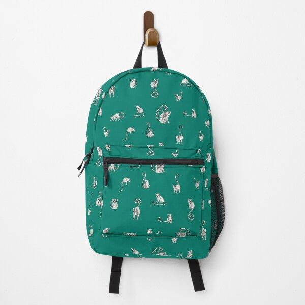 Ring tailed lemurs Backpack