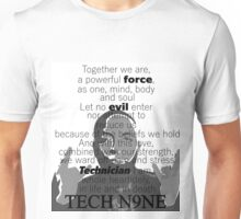 Tech N9ne  - The Pledge Unisex T-Shirt
